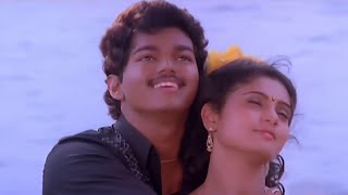 *Remastered Audio*🎧 சின்ன சின்ன சேதி சொல்லி HD Video Song | Senthoora Pandi |  Vijay | Deva