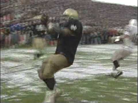 The Snow Bowl: Penn State vs. Notre Dame - 1992