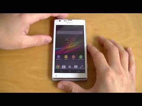 Test du Sony Xperia SP | par Top-For-Phone.fr
