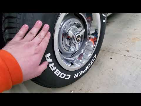 Wheel Vintiques 15x8 Corvette Rally Wheels Review