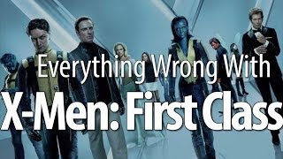 You've been asking for this one for a while, and with the new Days of Future Past opening soon, we finally have a good excuse. Yes, X-Men: First Class may be ...