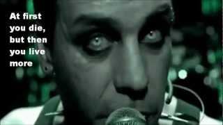 Rammstein - Ich tu der Weh English Subtitles