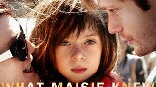 DRAMA - Trailers & Clips - WHAT MAISIE KNEW - TRAILER | Julianne Moore, Alexander Skarsgård