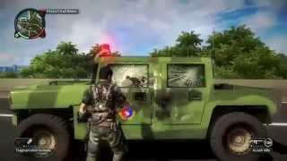 Just Cause 2 - Xbox 360 Gameplay - Longplay