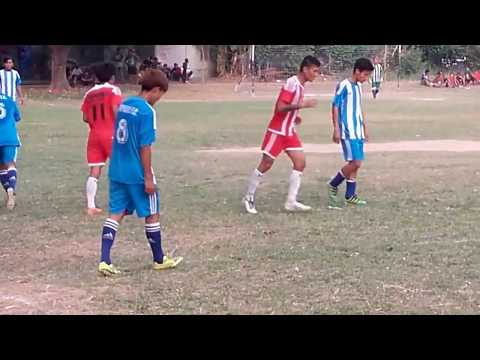First Durga Tiwari memorial running sheild football competition-2074