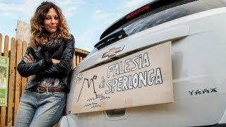 Sperlonga - In Viaggio sulla Costa tirrenica con la Chevrolet Trax