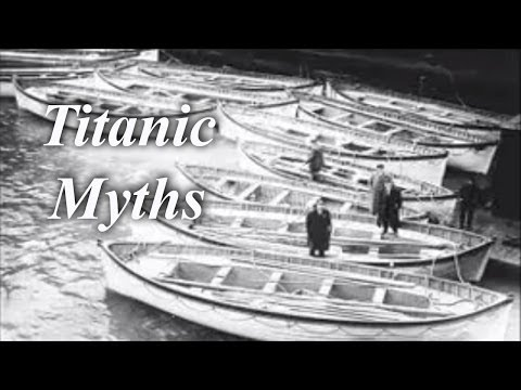 Myths of Titanic