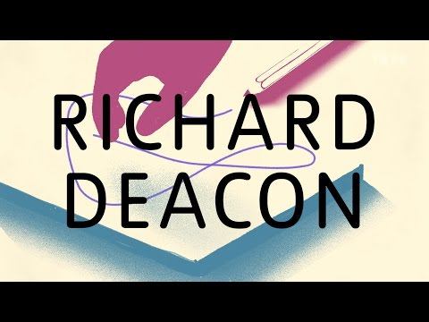 Richard Deacon  Think Like an Artist  TateShots