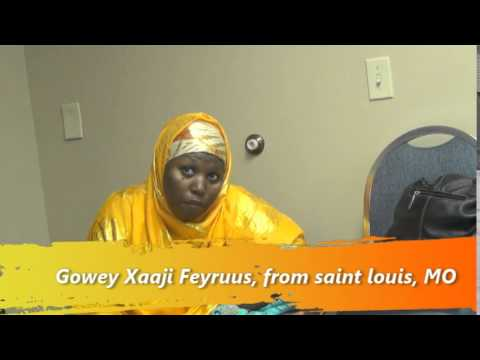 Shirkii Somali Bantu Meeting Siouxfalls SD 10/2014