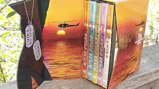 Unboxing China Beach Complete Series Box Set!