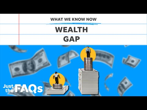 Here's how the pandemic has affected the racial wealth gap | Just the FAQs