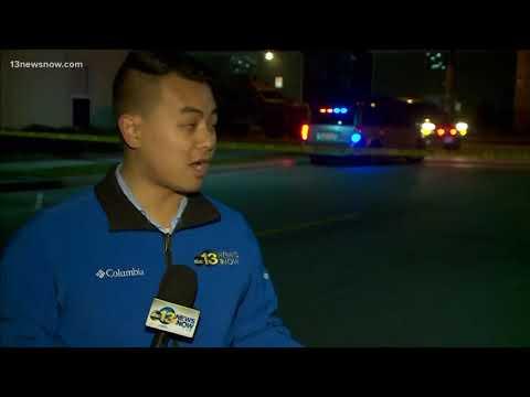 U.S. Marshals Service Try to Take Fugitive into Custody Near ODU
