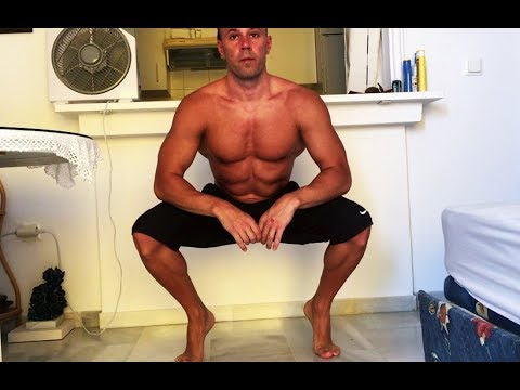 Home CALF Workout - The Best Exercises