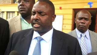 George Aladwa petitions election of Makadara MP