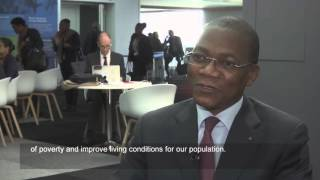 Ministerial Programme 2016 : Interview with Bruno Nabagné Koné