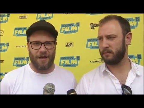 SXSW 2016: Seth Rogen & Evan Goldberg at