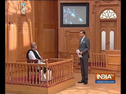 Nobody can question PM Modi's patriotism, says Morari Bapu in Aap Ki Adalat