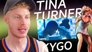Download Lagu TINA TURNER KYGO WHAT S LOVE GOT TO DO WITH IT REACTION MP3
