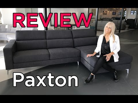 REVIEW Paxton Sofa With Chaise - 2.5 Seater Contemporary / Modern Design Sofa In Melbourne TtMall