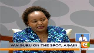 JKL | Governor Waiguru Speaks After IPSOS Poll [Part 2] #JKLive