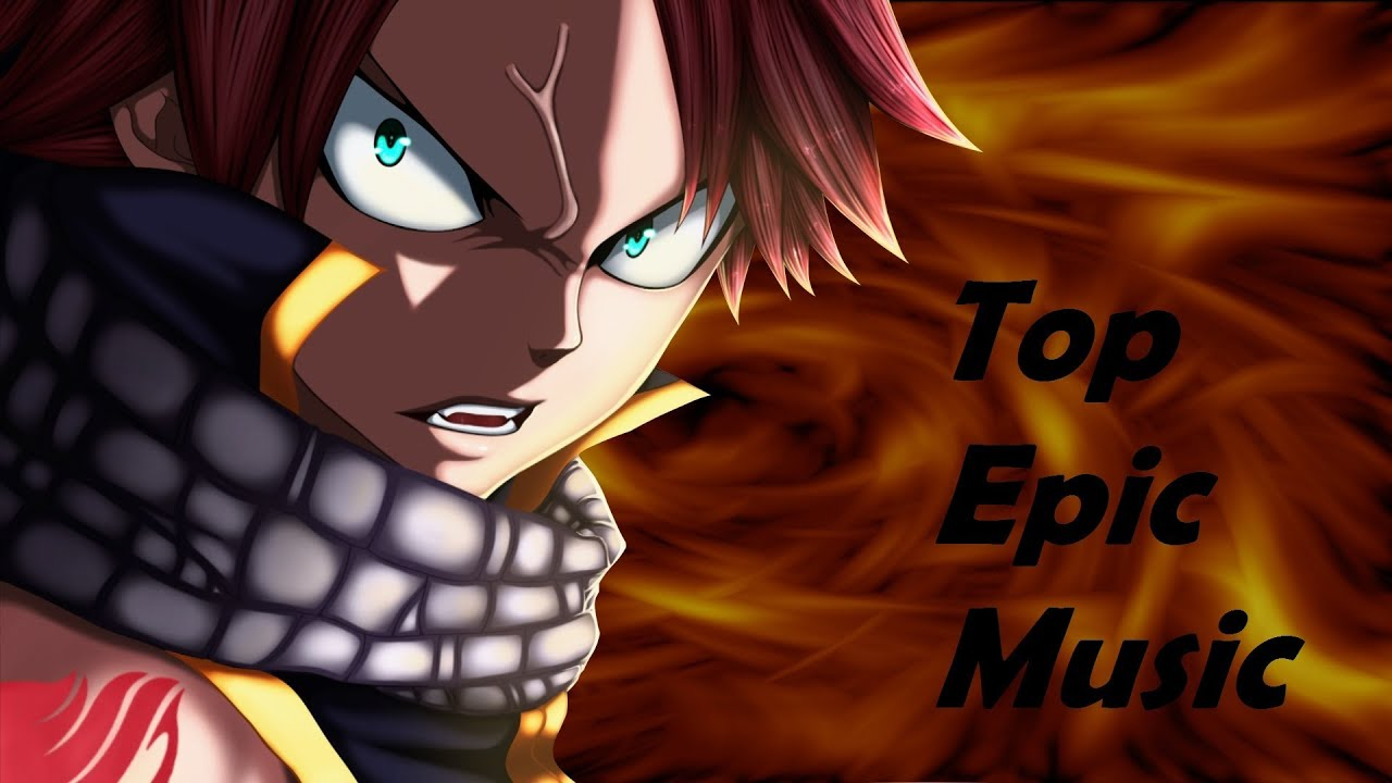 Fairy Tail - Top Epic Music