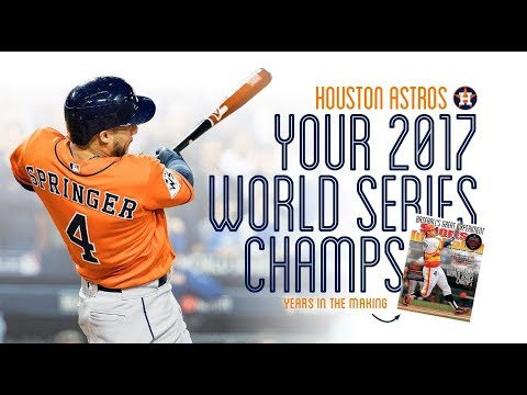 Houston Astros 2017 Season Highlights