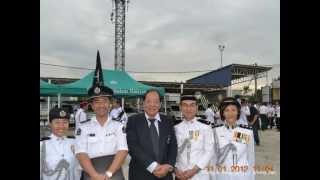 Trooping The Colour - St John Ambulance Malaysia Selangor Darul Ehsan - KSS & KSTU - 1