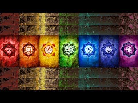 7 Chakras Healing Meditation Music - 60 Mins of Extremely Powerful Chakra Healing Music