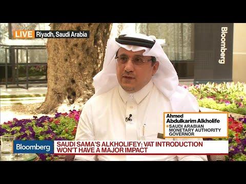 SAMA's Alkholifey on Monetary System, Economy, Inflation