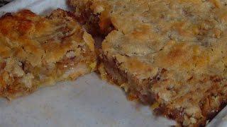 Изумительно вкусный насыпной чешский яблочный пирог(Для приготовления насыпной яблочный пирога нам не надо замарачиваться с приготовлением теста. Продукты..., 2016-08-16T17:40:21.000Z)