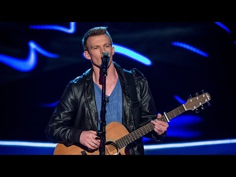 Myles Evans performs 'High Hopes' - The Voice UK 2014: Blind Auditions 3 - BBC One