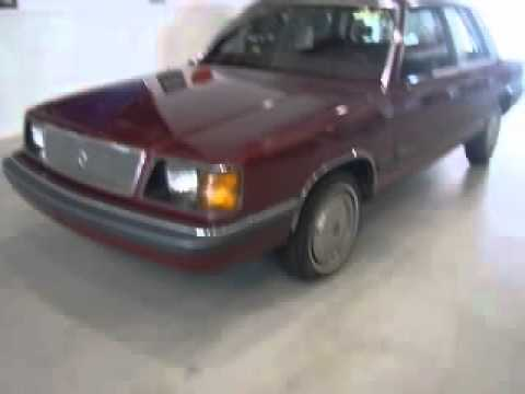 Superior 1985 Plymouth Reliant South Oak Dodge Chrysler Jeep