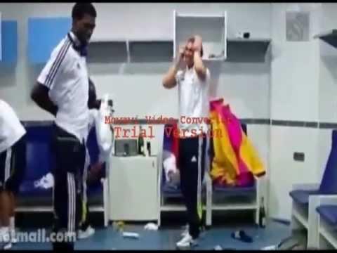 لاعبو الريال يرقصون يرقصون الشعبي المغربي thumbnail