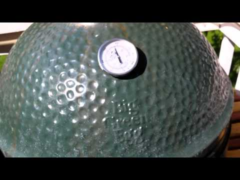 How to fix  Mold on my Big Green Egg