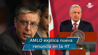 Jaime Cárdenas Gracia presentó su renuncia luego de tres meses en el cargo; Ernesto Prieto Ortega fue el encargado de llevar a cabo la rifa del valor del avión presidencial