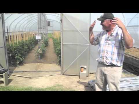 Brad Bergefurd on Growing Under High Tunnels — VGNtv
