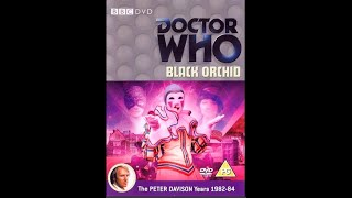 Doctor Who Review - Black Orchid