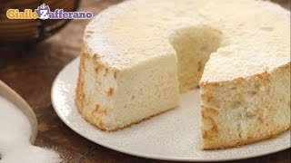 Angel Food Cake - Recipe