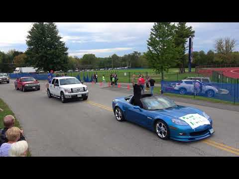 Thomas Worthington High School Homecoming Parade part 1 4K