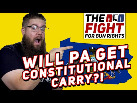 HEADS UP - PA Constitutional Carry Bill HB659 - Fight For Gun Rights!