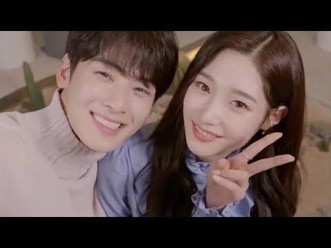 [ENG-SUB] 171215 Jung Chaeyeon And Cha Eunwoo's Wonderful Day - Mini Drama (Cut)
