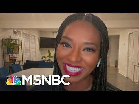 Juanita Tolliver: 'No One, Besides Trump, Is Working To Undermine Our Democracy'   Deadline   MSNBC