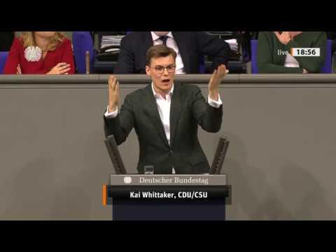 Rede Kai Whittaker MdB | Beratungsqualität in Jobcenter
