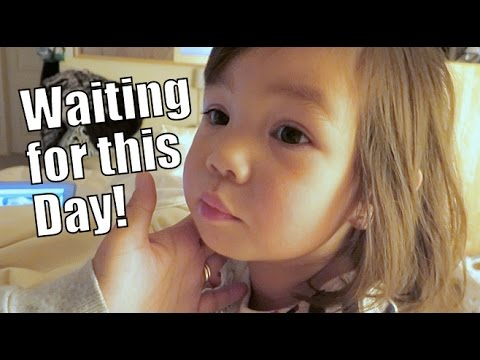 I've Been Waiting for this Day for 3 Years! - October 26, 2015 -  ItsJudysLife Vlogs