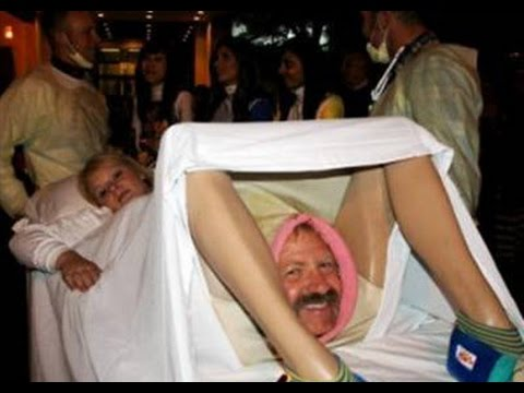 17 Guys Failing At Halloween Costumes | Halloween Fails
