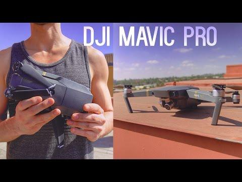 DJI Mavic Pro - Best Drone I