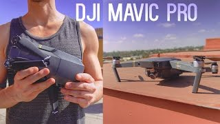 DJI Mavic Pro - Best Drone I've Ever Used