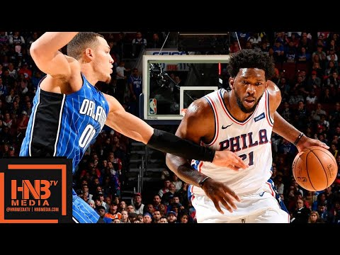 Philadelphia Sixers vs Orlando Magic Full Game Highlights | 10.20.2018, NBA Season