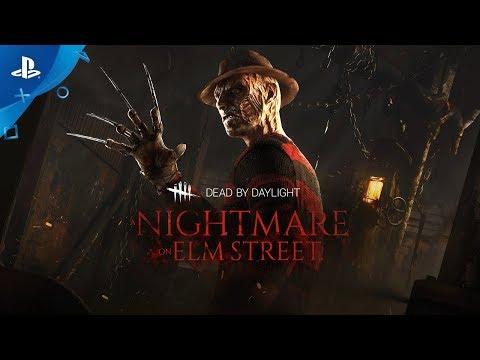 Dead by Daylight: A Nightmare on Elm Street Trailer   PS4