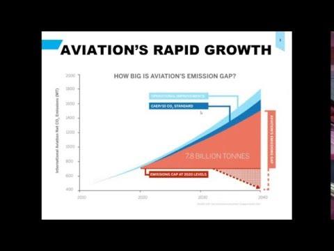 Webinar - Acting on Aviation Emissions